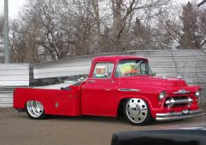 1957 Chevy Dually Tow Vehicle  Classic Pickup Inspiration