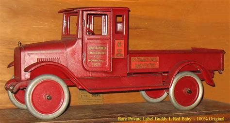Vintage L Value by Vintage Buddy L Truck Price Guide Pictures Information