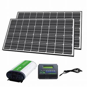 Solar Online Shop : nature power 280 watt solar panel off grid charger kit shop your way online shopping earn ~ Yasmunasinghe.com Haus und Dekorationen