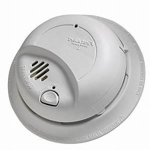 First Alert Brk 9120b Hardwired Smoke Alarm