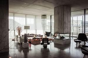 Design Attack Berlin : art meets artchitecture in the penthouse of christian and karen boros yatzer ~ Orissabook.com Haus und Dekorationen