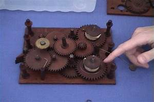 Antique Wooden Works Movement Clock Repair Course On Dvd