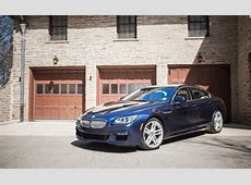 2013 BMW 650i xDrive Gran Coupe Review autoevolution