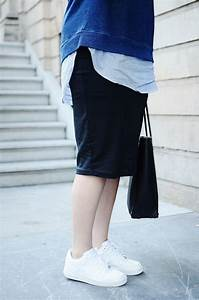 OUTFIT SFFTE MESH SKIRT SNEAKERS NIKE AIR FORCE 1 ALEXANDER WANG PRISMA TOTE LAYERS (5) - SFFTE.com