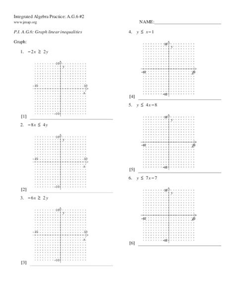 graphing systems  inequalities worksheet newatvsinfo
