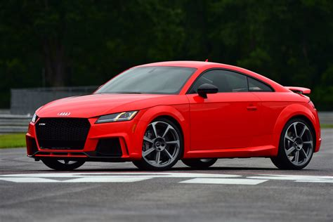 2018 Audi Tt Rs First Drive Review Overcoming Imbalance