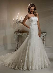 a line wedding dress lace naf dresses With a line wedding gowns