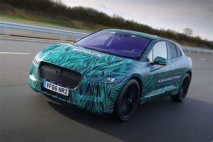 Véhicules électriques 2018 : jaguar i pace 2018 le suv lectrique d j sur les routes ~ Maxctalentgroup.com Avis de Voitures