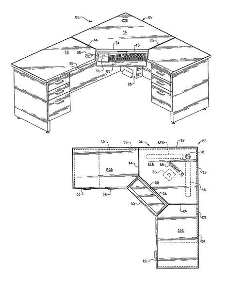 corner desk design plans corner computer desk plans model gray corner computer
