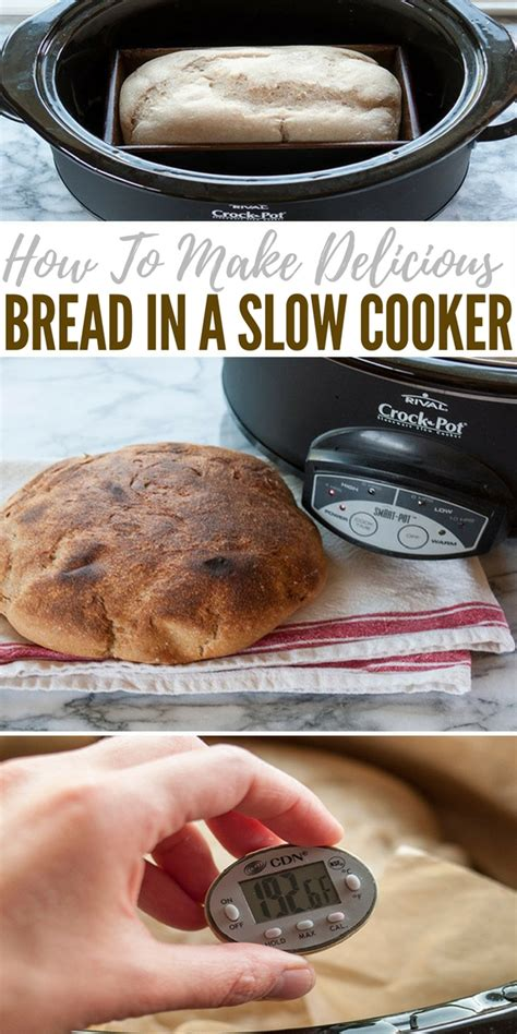 how to make delicious toast how to make delicious bread in a slow cooker