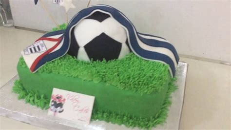 valery cakes torta 3d alianza lima