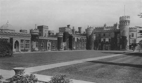 englands lost country houses eridge castle