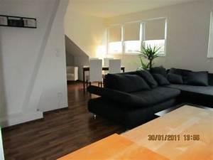 Wohnzimmer Mit Essbereich : wohnzimmer 39 wohn essbereich mit offener k che 39 unsere mansardenwohnung zimmerschau ~ Watch28wear.com Haus und Dekorationen