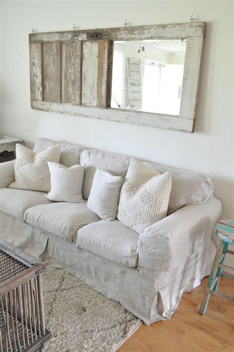 Farmhouse Sofa by Sofa Slipcovers Becky S Farmhouse