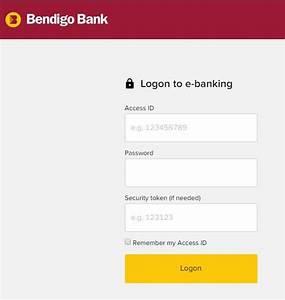 Bendigo Bank Online Login  U2013 Online Banking Guide