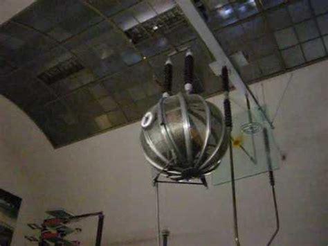 Gabbia Di Faraday Esperimento Museo Della Scienza E Della Tecnica Monaco Di Baviera