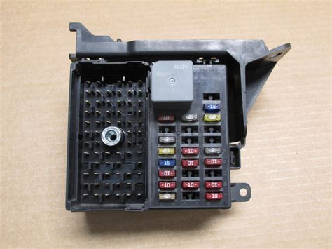 01 Chevy Truck Fuse Box by 2000 2001 2002 2003 2004 2005 Chevy Impala Left Side Fuse