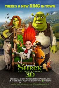 Two new posters of Shrek Forever After : Teaser Trailer