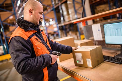 warehouse shipping worker receiving scanners scanning manual barcode working istock link workplace rights productivity generation reform reasons career choose businesses