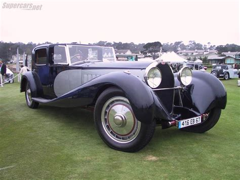 Bugatti Type 41 Royale Photos Photogallery With 16 Pics