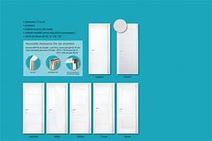 Fin De Chantier : portes d 39 int rieur portes d 39 int rieur ~ Mglfilm.com Idées de Décoration