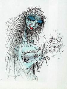corpse bride , tim burton | Art. | Pinterest