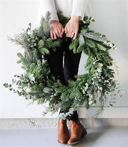 Weihnachtskranz Für Tür : begr t den advent mit einem kranz an der t r weihnachtskranz basteln ~ Sanjose-hotels-ca.com Haus und Dekorationen