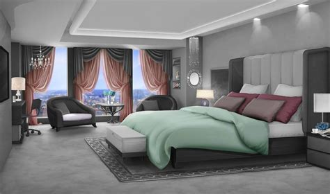 int green  rose hotel room day episode interactive