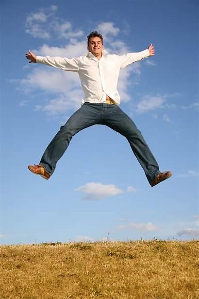Jumping Joy Happy Marriage Jooinn Jumps Down
