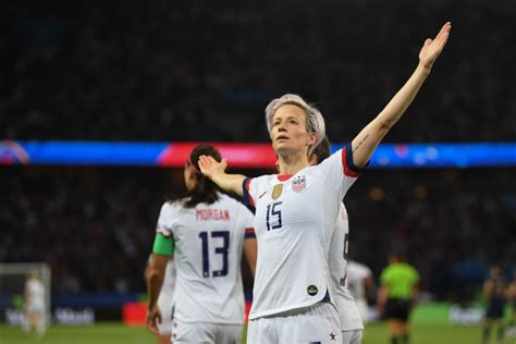 Women's World Cup final lineups 2019: Megan Rapinoe back ...