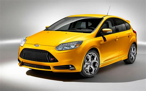 Car St by 2013 Ford Focus St Wallpaper Hd Car Wallpapers Id 2893