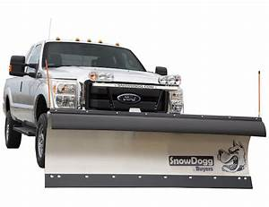 Snowdogg U2122 Hd80 Snow Plow
