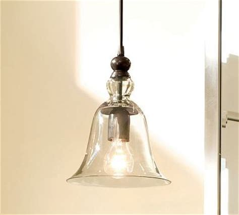 rustic glass pendant pottery barn pendant lighting