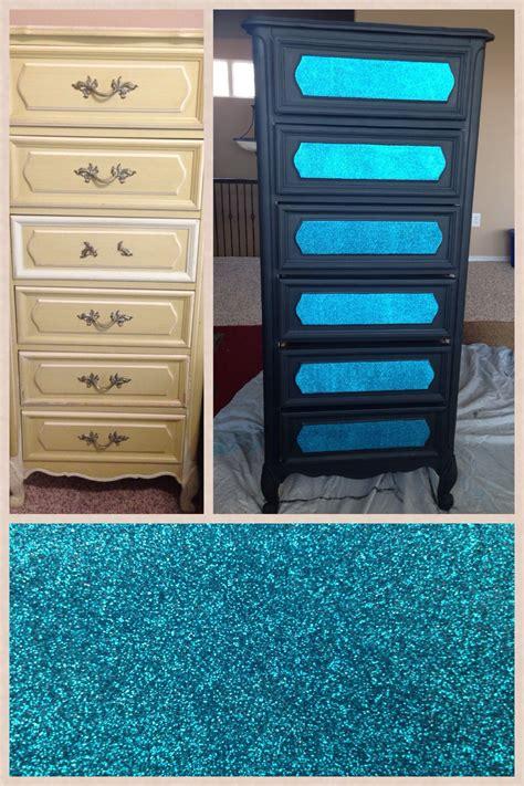diy vintage dresser  kids room painted  plaster