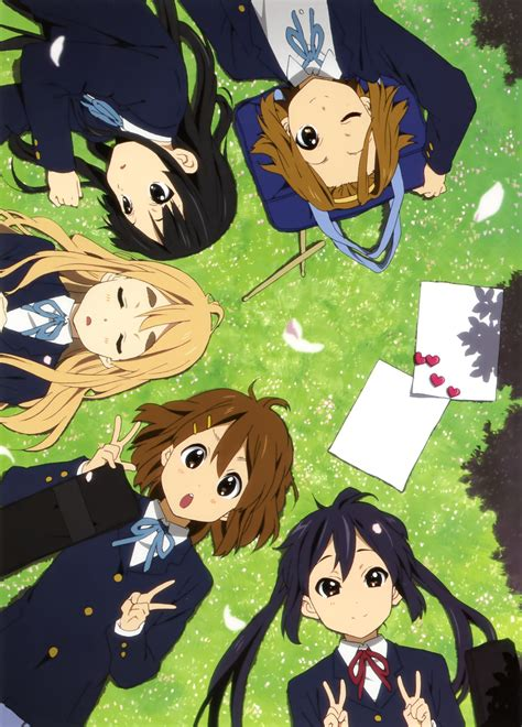 kyoto animation page    zerochan anime image board