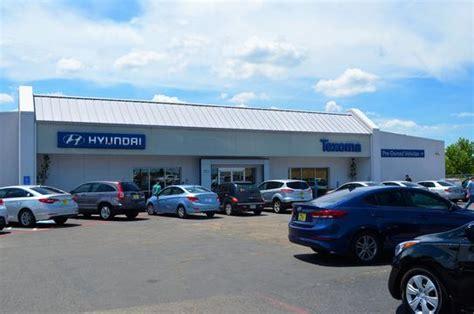 Texoma Hyundai New Hyundai Dealership In Sherman Tx 75090