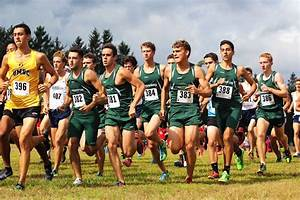 Men's and women's cross country finish third, seventh at ...