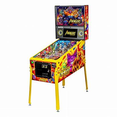 Pinball Avengers Infinity Edition Limited Quest Stern
