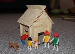 Selber Ein Haus Bauen : schleich und playmobil holz haus bauen ~ Bigdaddyawards.com Haus und Dekorationen
