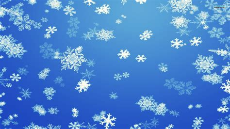 Cool Blue Background Hd Snowflake Background Wallpaper 1920x1080 71448