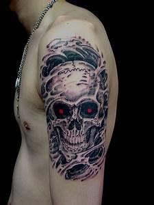 Skull tattoo designs, skulls tattoos, skull tattoo design ...