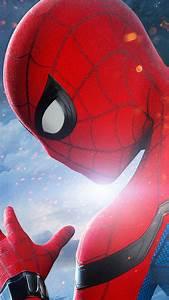 Spiderman Homecoming Iron Man, Full HD 2K Wallpaper  Spiderman