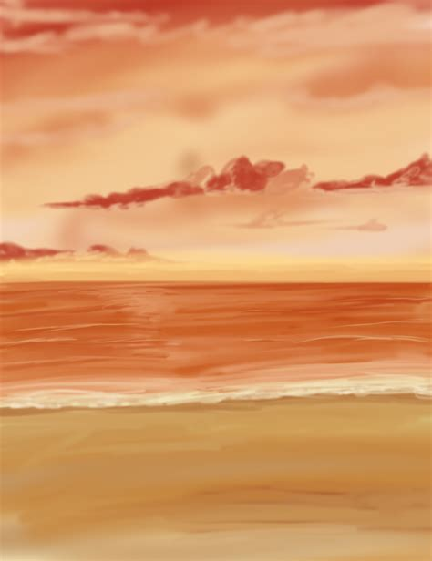 Background Again By Wbd On Deviantart Anime Sunset Background By Wbd On Deviantart