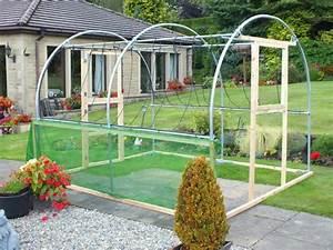 fabriquer sa maison en bois 11 tunnel de jardin la With fabriquer sa maison en bois