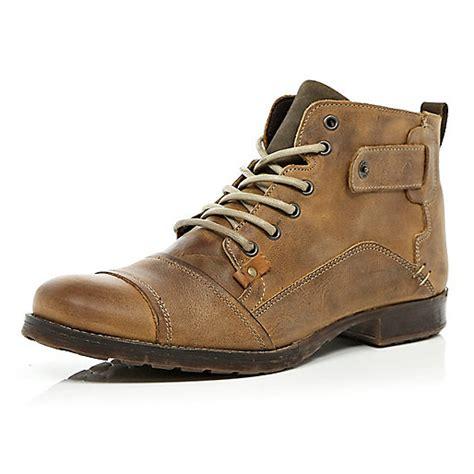 low cut biker boots light brown distressed low biker boots shoes boots