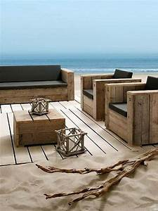 60 diy furniture from euro pallets amazing craft ideas With homemade beach furniture