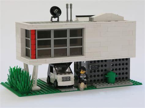 Moderne Lego Häuser by Moc Modern Town House Lego Town Eurobricks Forums