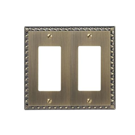 3 brass rocker switch plates switch plates wall
