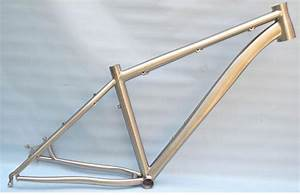 China Titanium Bicycle Frame Hotsale High Quality Bike