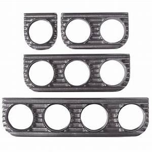 Finned Aluminum Gauge Panels